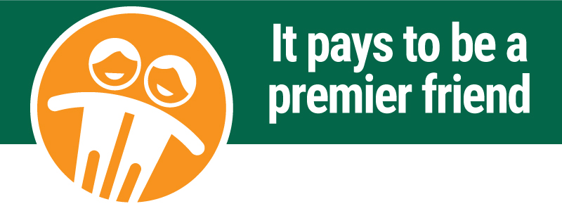 refer a friend to Premier Community Bank
